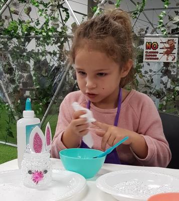 Easter Bunny - Lolly Jar