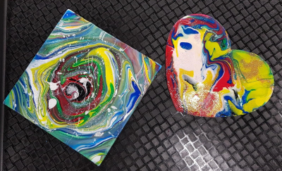Pour Painting 2