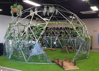 Geodome / Party Room
